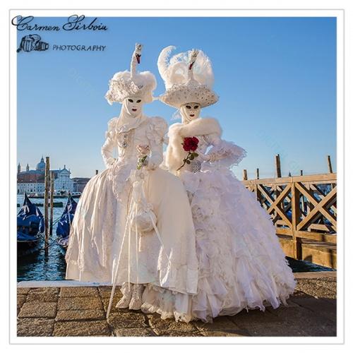 Tablou simplu - Carnaval la Veneția 03 1