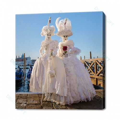 Tablou simplu - Carnaval la Veneția 03 0