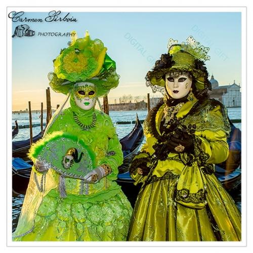 Tablou simplu - Carnaval la Veneția 05 1