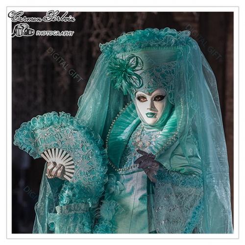 Tablou simplu - Carnaval la Veneția 08 1