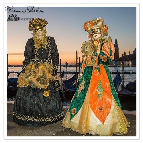 Tablou simplu - Carnaval la Veneția 15 1