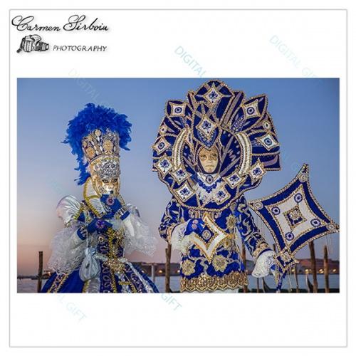 Tablou simplu - Carnaval la Veneția 17 1