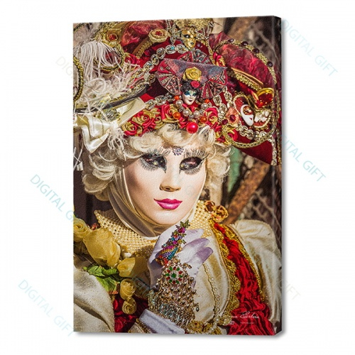 Tablou simplu - Carnaval la Veneția 18 0
