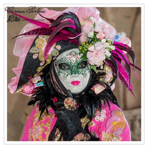 Tablou simplu - Carnaval la Veneția 19 1