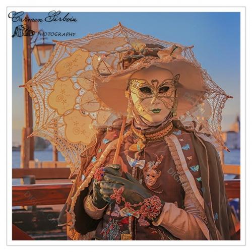 Tablou simplu - Carnaval la Veneția 23 1