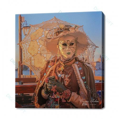 Tablou simplu - Carnaval la Veneția 23 0