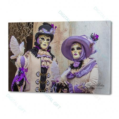 Tablou simplu - Carnaval la Veneția 25 0