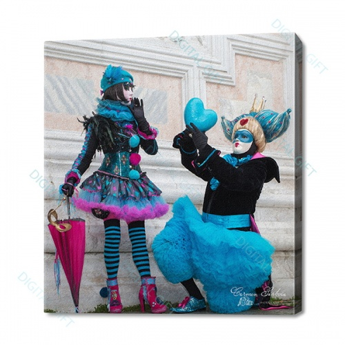 Tablou simplu - Carnaval la Veneția 26 [0]