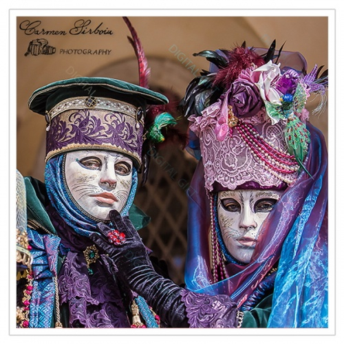 Tablou simplu - Carnaval la Veneția 28 [1]