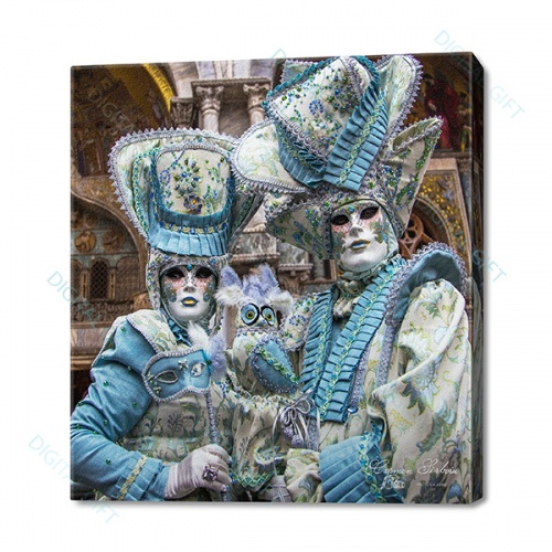 Tablou simplu - Carnaval la Veneția 30 0