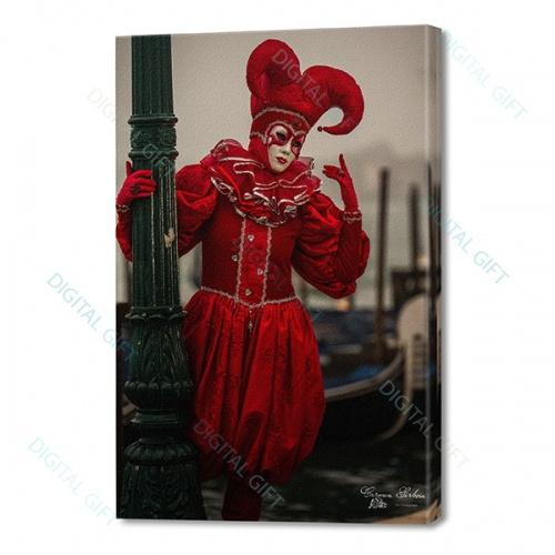 Tablou simplu - Carnaval la Veneția 31 0