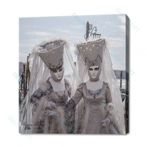Tablou simplu - Carnaval la Veneția 36 0