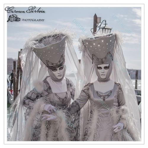 Tablou simplu - Carnaval la Veneția 36 1