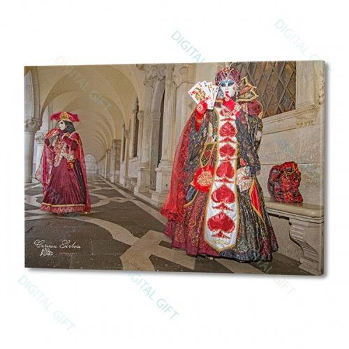 Tablou simplu - Carnaval la Veneția 44 0