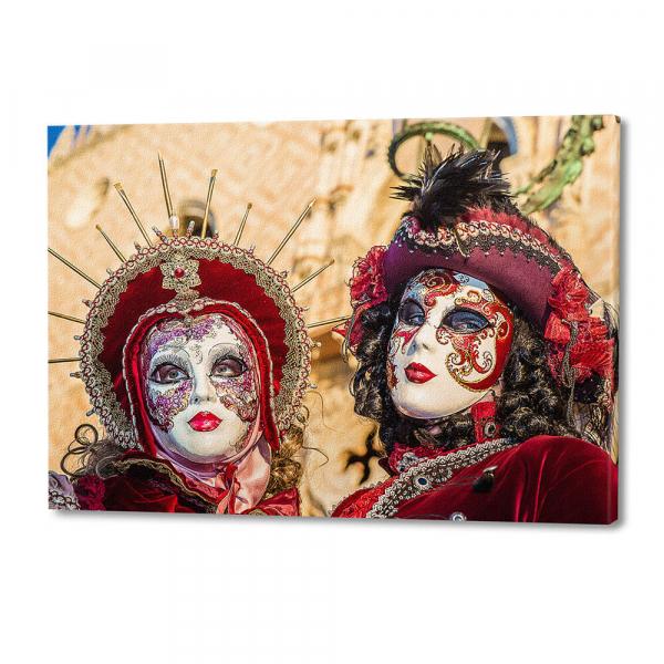 Tablou simplu - Carnaval la Veneția 02 0