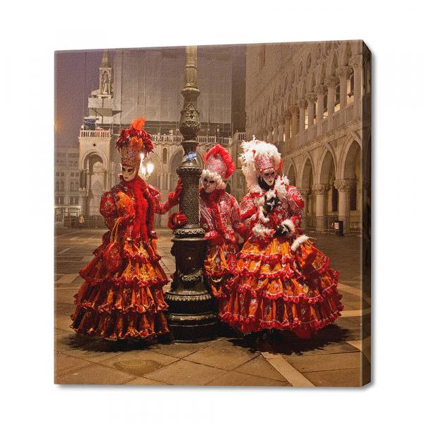Tablou simplu - Carnaval la Veneția 45 [0]
