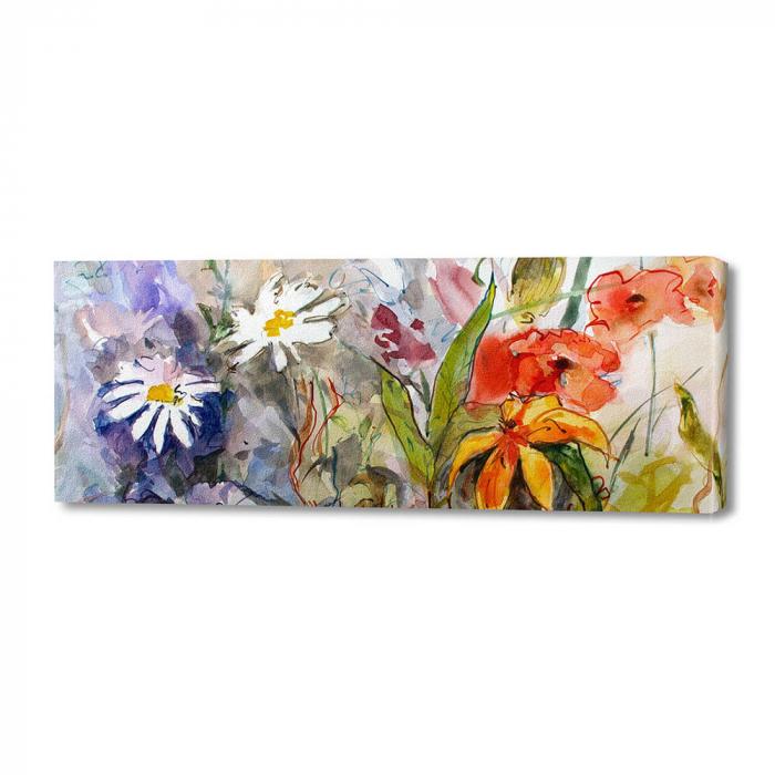 Tablou simplu - Flori de câmp 0