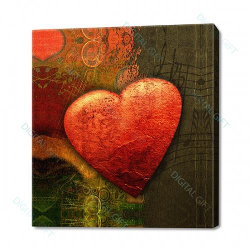 Tablou simplu - Inima 0