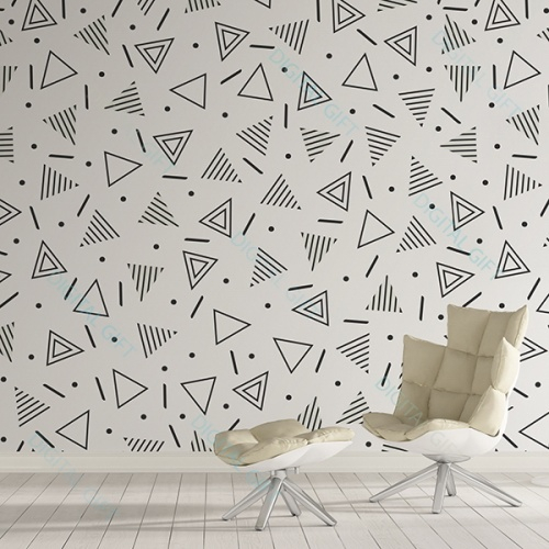 Tapet tip pattern - Geometrie 0