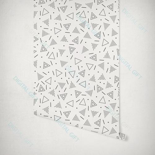 Tapet tip pattern - Geometrie 1