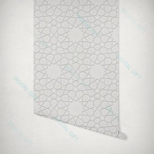 Tapet tip pattern - Motive orientale 1