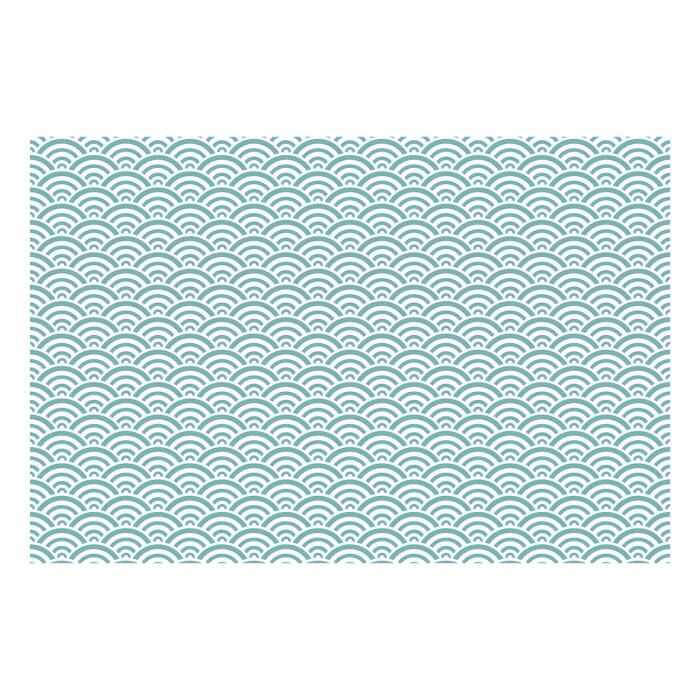 Tapet - Valuri geometrice 3D [1]