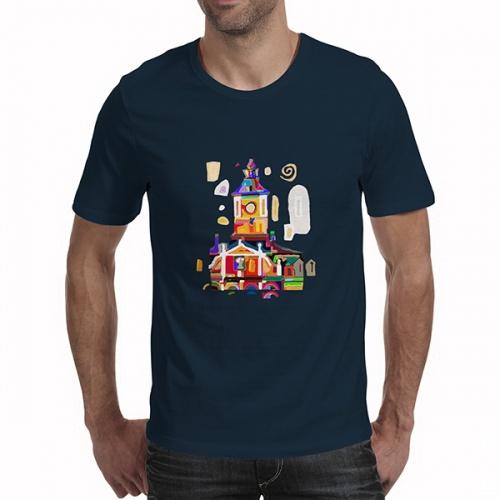 Tricou bărbați - Casa Sfatului 0
