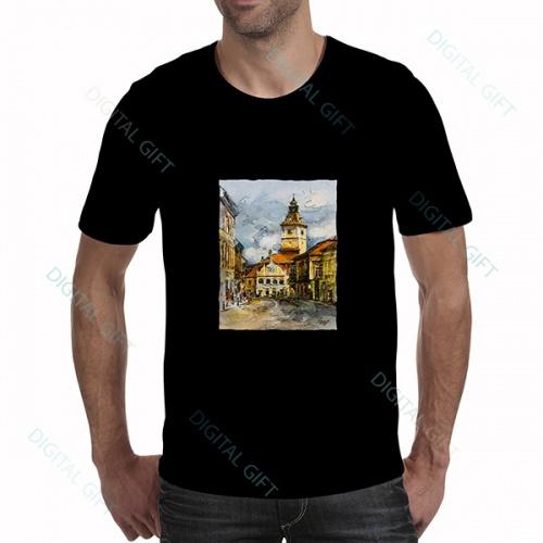 Tricou bărbați - Casa Sfatului, Brașov 0