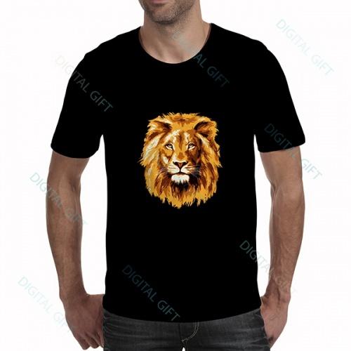 Tricou bărbați - Regele leu 0