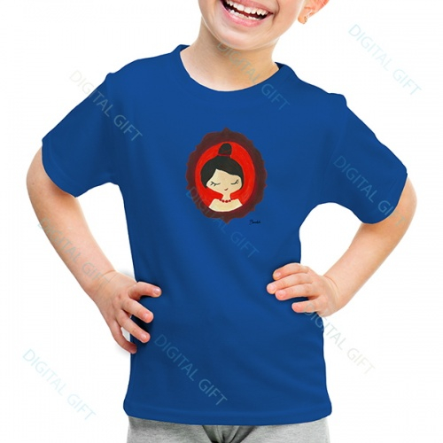 Tricou copii - Timiditate [0]