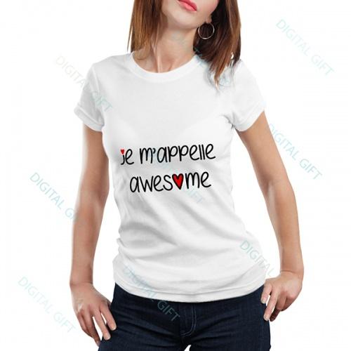 Tricou dame - Awesome 0