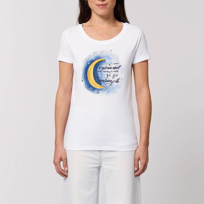Tricou dame - Ceva minunat 0