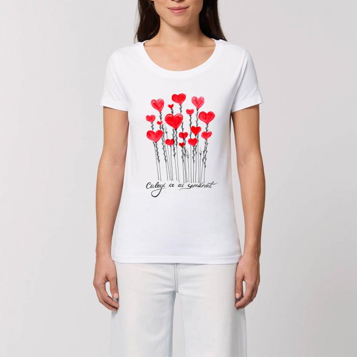 Tricou dame - Culegi ce-ai semănat [0]