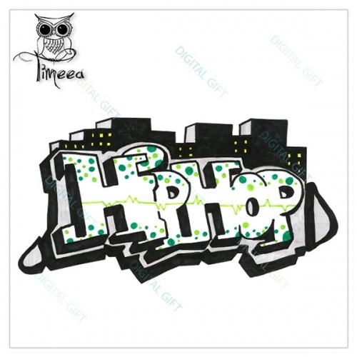 Tricou dame - Hip-Hop 1