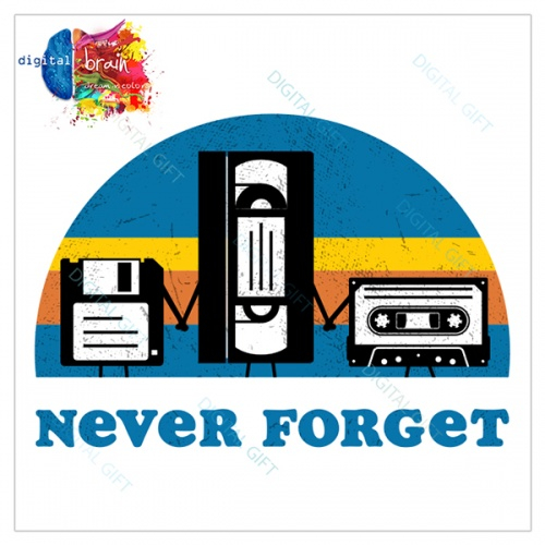Tricou dame - Never forget 1