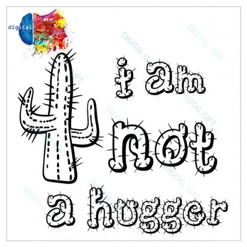 Tricou dame - Not a hugger 1