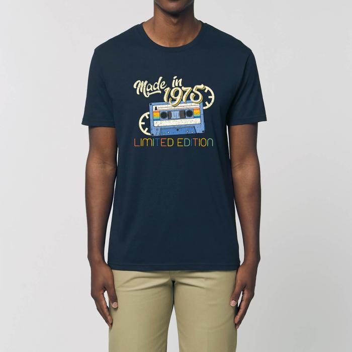 Tricou personalizat bărbați - Made in... Limited edition [0]