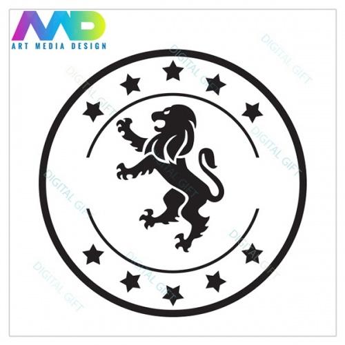 Tricou Sport Unisex - Fantasy - Football Lions 3