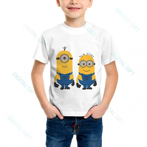 Tricou unisex copii - Kevin & Dave 0