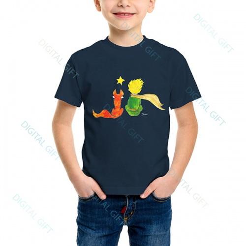 Tricou unisex copii - Micul prinț 05 0