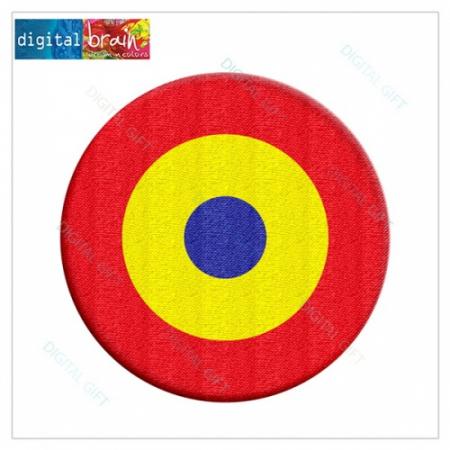 Șapcă unisex - Cocardă tricoloră [2]