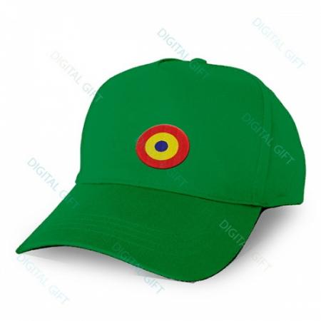 Șapcă unisex - Cocardă tricoloră [0]