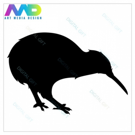 Șapcă unisex - Pasărea kiwi1