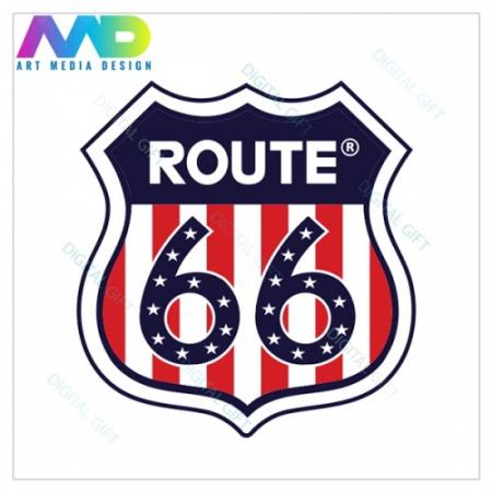 Șapcă unisex - Route 661