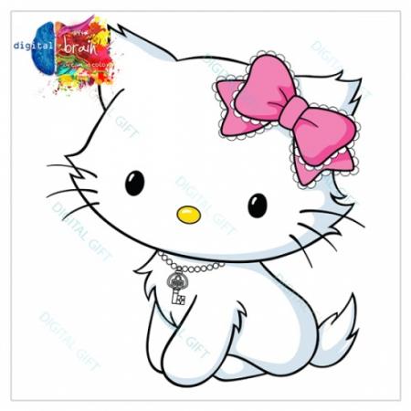 Cană ceramică - Charmmy Kitty [1]