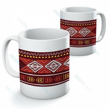 Cană ceramică - Motive etno 18 [0]