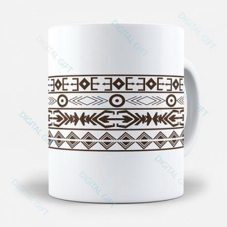 Cană ceramică - Motive tradiționale 070
