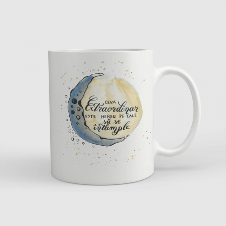 Cană ceramică - Ceva extraordinar [0]