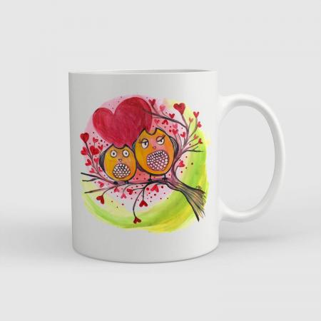 Cană ceramică - Iubește! [0]