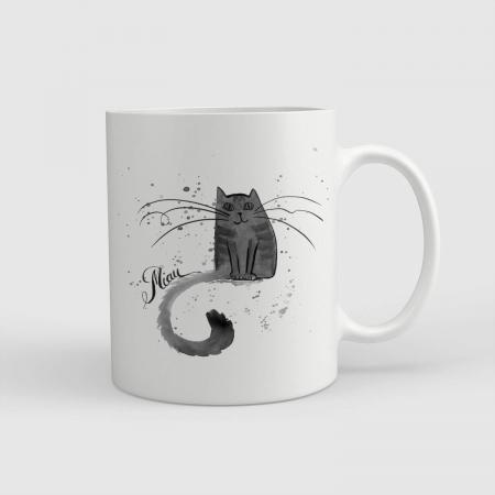 Cană ceramică - Miau, Miau [0]